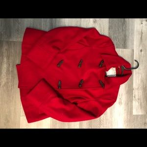 Red Old Navy Coat